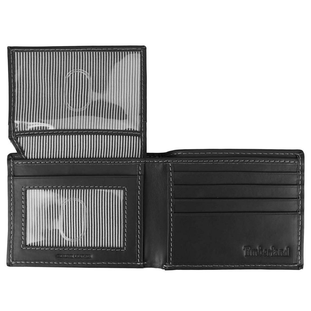 Timberland Leather Passcase Wallet 男士真皮銀包 附送禮盒 全新現貨正品