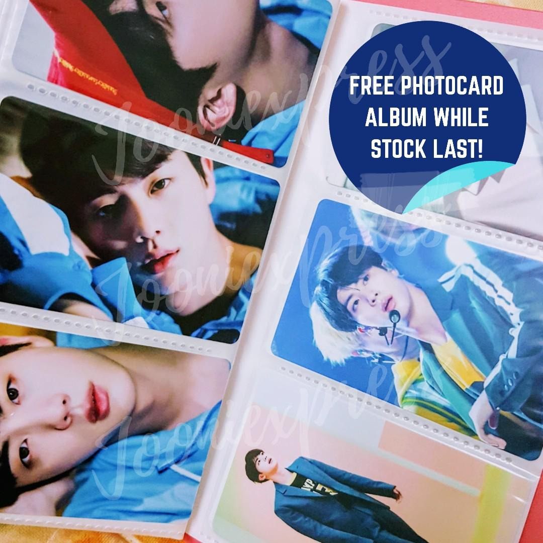 [UNOFFICIAL] KPOP PHOTOCARDS