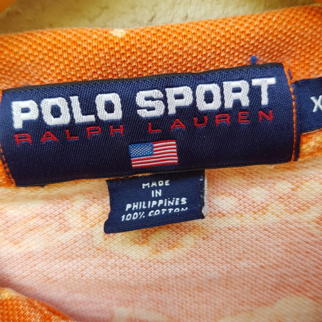 Vintage 90's Polo Sport Ralph Lauren