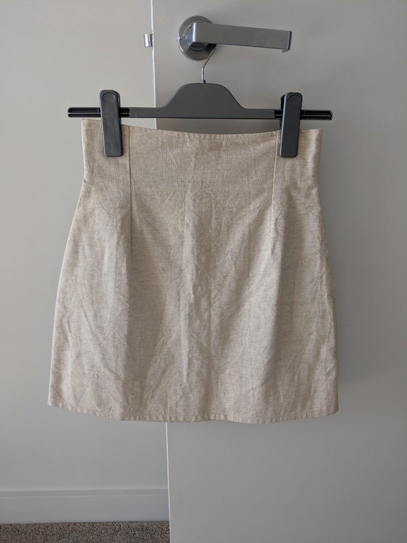 Zulu and Zephyr Definitive Skirt - 8 AU