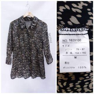 Korean blazer coat / dress / atasan / top/blouse/ maxi dress/ formal dress/ casual/ kemeja/ PLEASE TO READ DESCRIPTION MORE CAREFULLY.