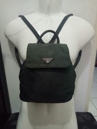 Auth. Prada Mini backpack