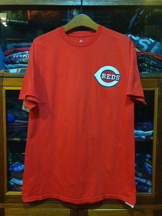 MLB Players Cincinnati Reds ⚾️Cueto 47⚾️ Tshirt