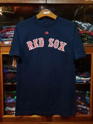 MLB Players Boston Red Sox ⚾️Pedroia 15⚾️ Tshirt