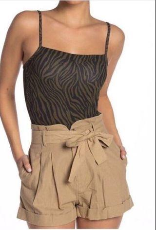 Cotton on animal print bodysuit