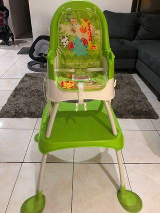 Fisher price BG  4 in 1 High Chair