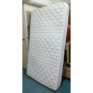 【健利傢俱行】單人床墊 9成新 3.5尺 二手單人床墊 中古單人床墊