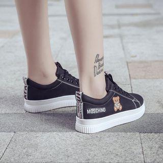 Fashion Korean Woman Sport Casual Shoes