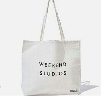Totebag cotton on