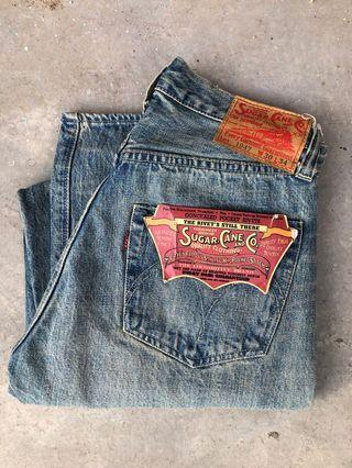 Sugar Canes Jeans New With Tag Original From Japan