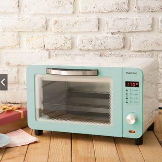 全新-松木16L微電腦烘焙調理烘烤爐