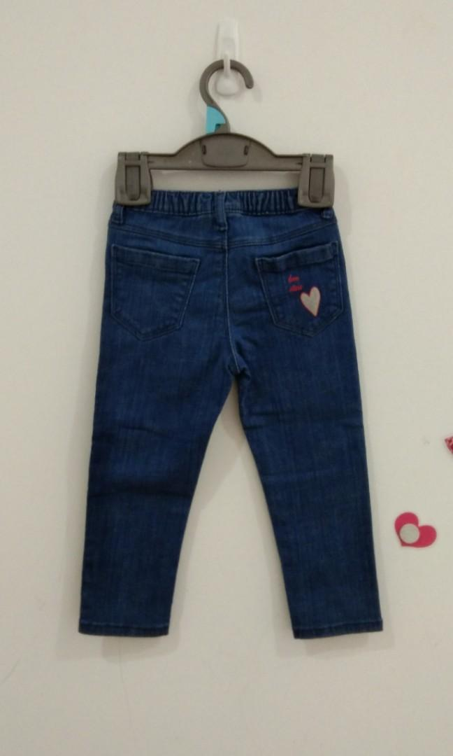 🆕1-2Y Poney Jeans