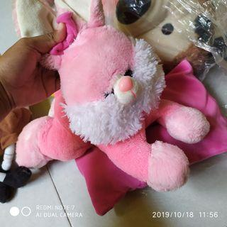 #maugendongan Boneka Kelinci