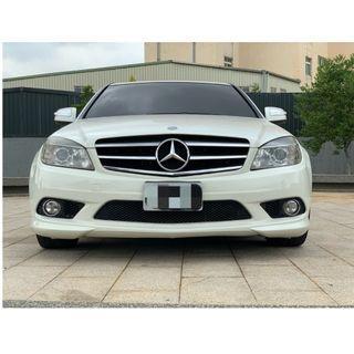 2008年 M-Benz C300 免保人 免頭款 0元交車
