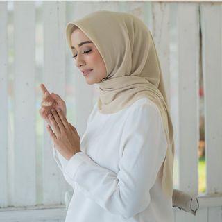 Hijab voal kashmir heavenlights