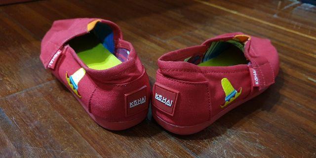 Ori Wakai shoes Japan