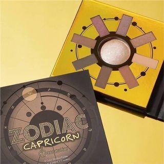 美國購入全新Bh cosmetics mini zodiac 十二星座迷你眼影盤 摩羯座