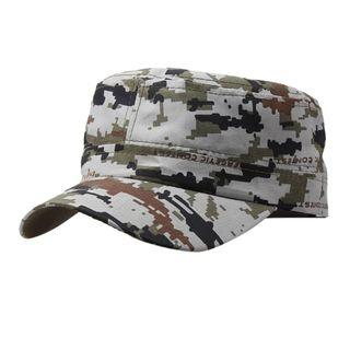 Outdoor Military Camo Adjustable Caps