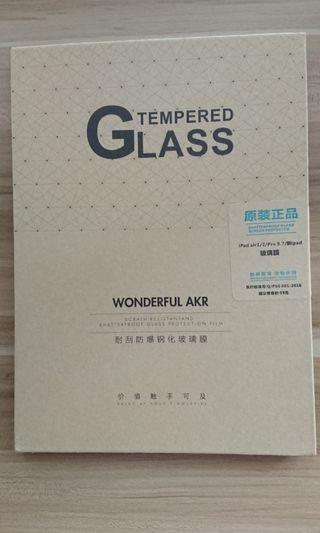 Tempered Glass for Ipad Air 1 / 2 /  Pro 9.7