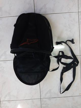 Alpinestar back seat bag