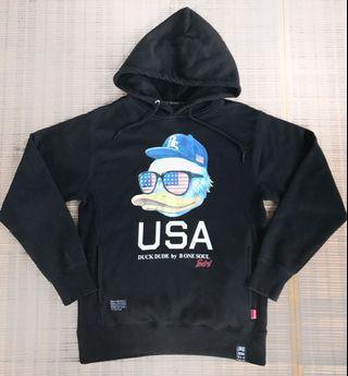 Duck dude hoodie USA