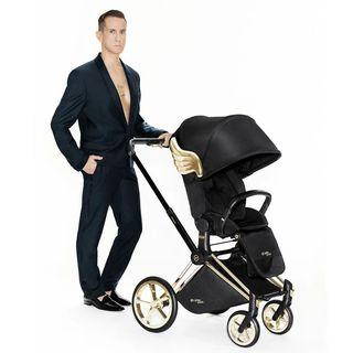 Original CYBEX Priam Lux Seat Baby Stroller LIMITED EDITION - JEREMY SCOTT🧸👶💖