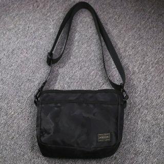 Large Volume Japan Design Porter Waterproof sling Bag