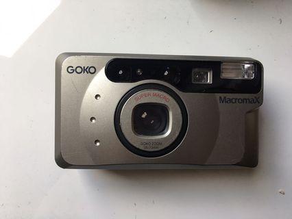 零件機 GOKO底片相機