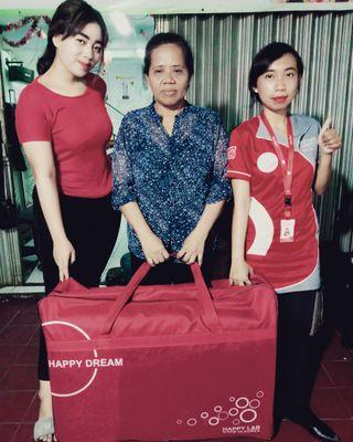 Matras Kesehatan Happy Dream