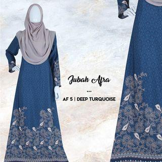 LIMITED EDITION JUBAH AFRA #1616