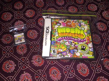 Moshi Monsters NDS Game