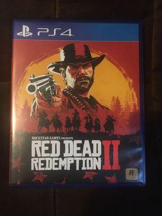 [WTS] Red Dead Redemption II