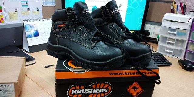 Krusher Ankke Safety Boot