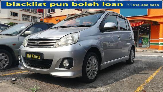 Perodua Viva Elite 1.0 (A) 2010 blacklist pun boleh loan