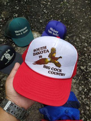 Trucker mesh Caps Dakota Cock Country