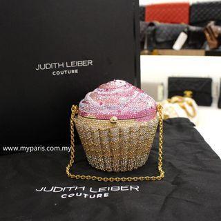 Judith Leiber Strawberry Cupcake