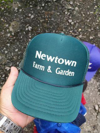 Trucker Mesh Cap New Town Farm & Garden