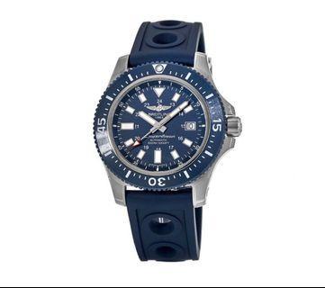 Breitling Superocean II 44 Automatic Blue Dial Watch Y1739316/C959-228S