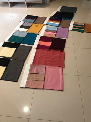 Kain sample   Bisa unt buat blouse