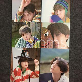 BTS 2019 Summer Package Mini Poster