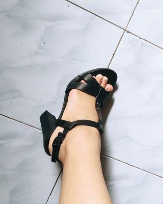 Black Heels Donatello 39