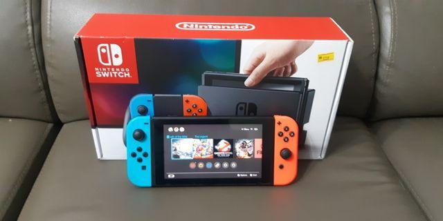 Nintendo Switch Neon / Grey