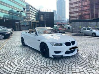 2009 BMW M3 DCT