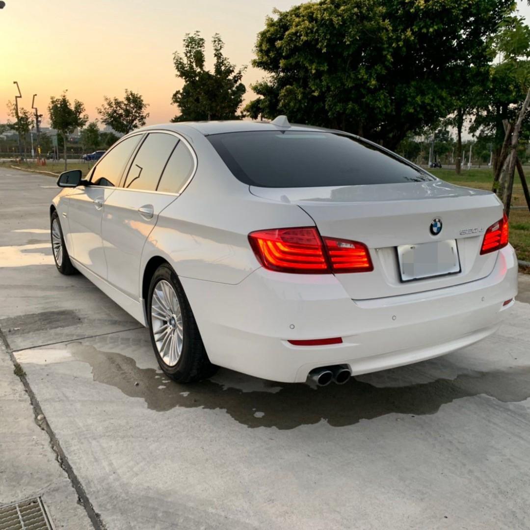 2014年 BMW 520D (FB搜尋:阿瑄嚴選中古車)