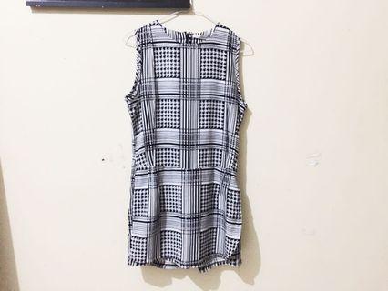 Zara TRF skort jumpsuit