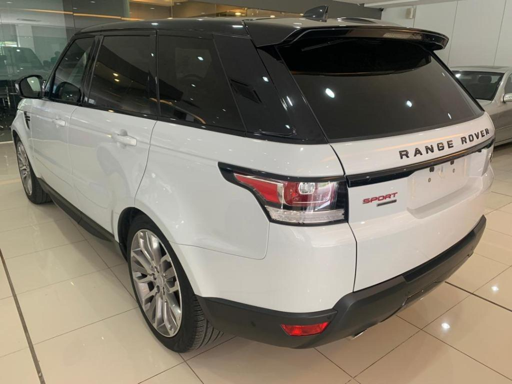 2016 Land Rover Range Rover Sport HSE Dynamic Version (Recon)