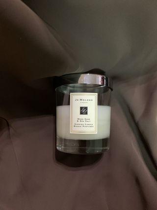 Jomalone鼠尾草與海鹽蠟燭