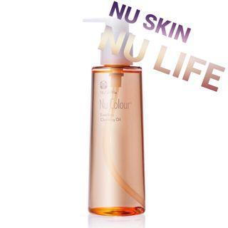 深層淨透卸妝油 Nu skin 如新 Nu Color 彩妝系列
