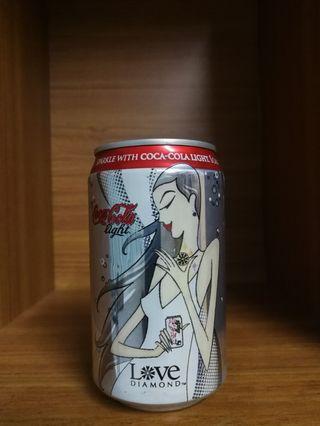 Coke light (empty coke)