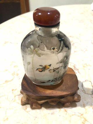 Vintage high quality Chinese Snuff Bottle